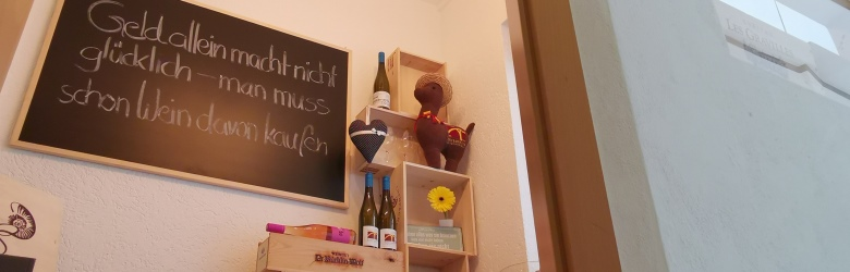 Genuss pur mit unserer vielfältigen Weinauswahl